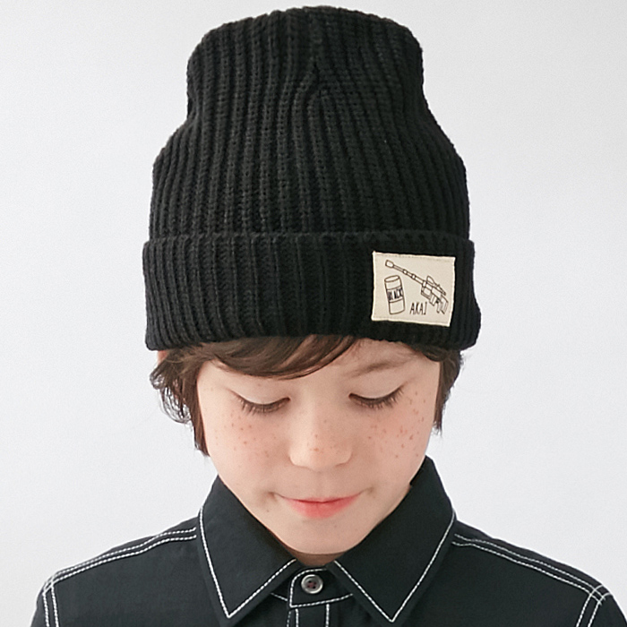 キッズニット帽