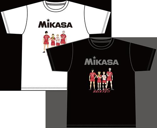 MIKASA×ハイキュー!! 商品イメージ<音駒>