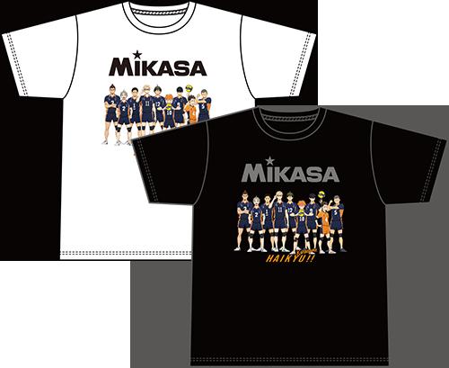 MIKASA×ハイキュー!! 商品イメージ<烏野>