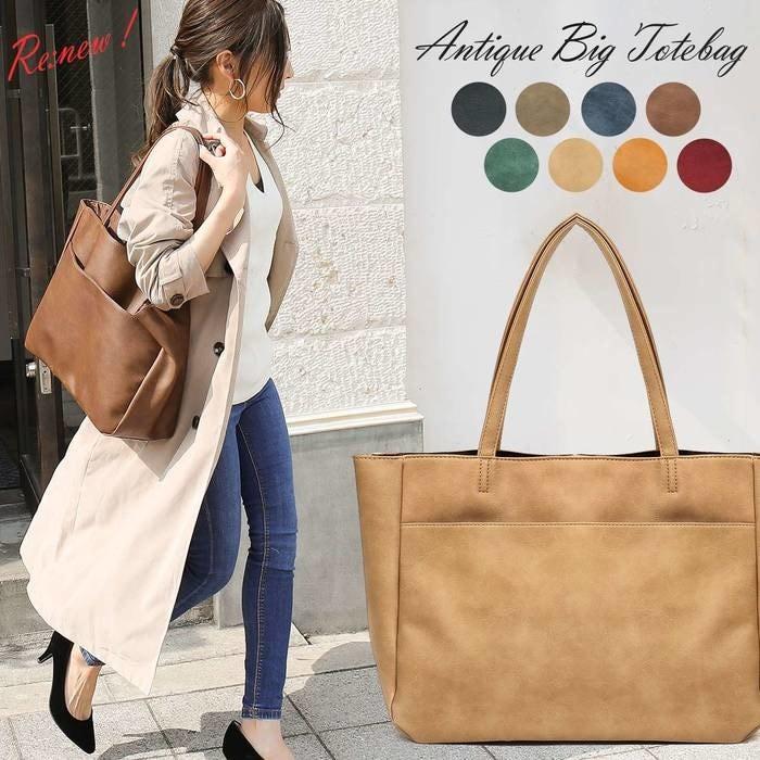 ファッションレターのレディースバッグ