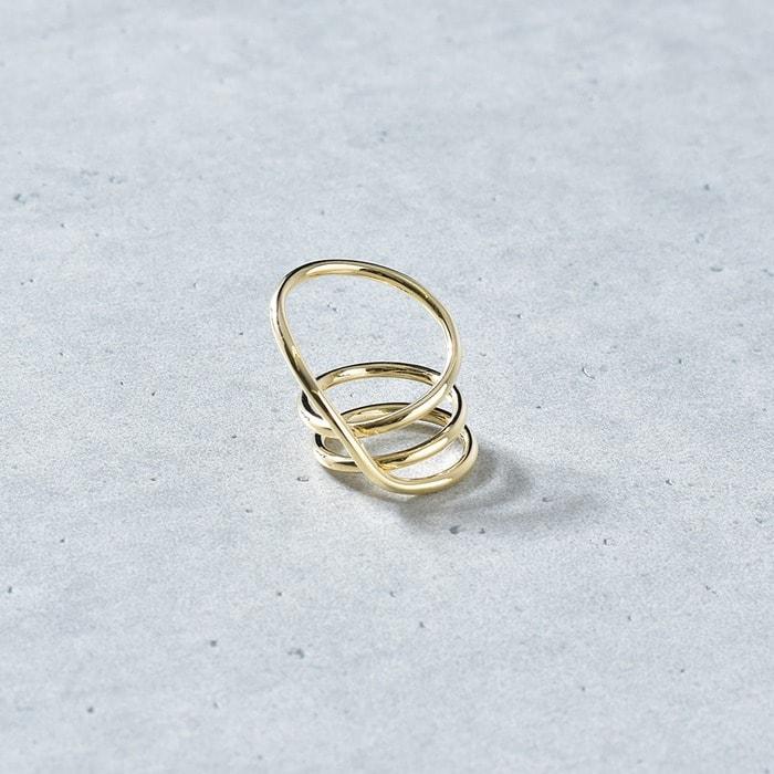 SVEC Ladie's リング 指輪 シルバー ゴールド SMR340-1 ゴールド フリー レディース 5,000円(税抜)以上購入で送料無料 リング 秋 レディースファッション アパレル 通販 大きいサイズ コーデ 安い おしゃれ お洒落 20代 30代 40代 50代 女性 アクセサリー ジュエリー